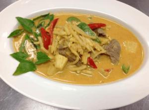 Masaman-Curry